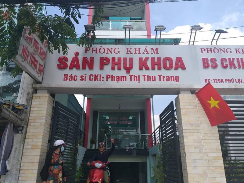 Phòng Khám Sản Phụ Khoa - Bác Sĩ Thu Trang