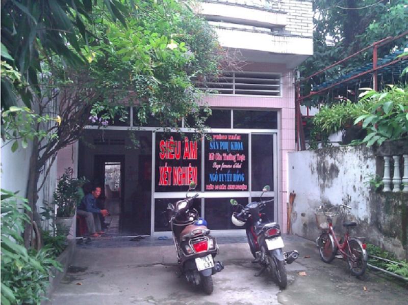 Phòng khám BS Tuyết Hồng