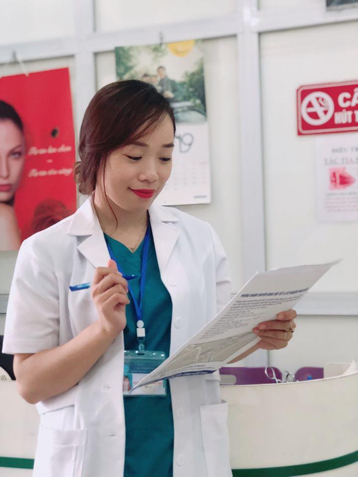 Phòng khám sản phụ khoa (BS Nguyễn Thị Hằng)
