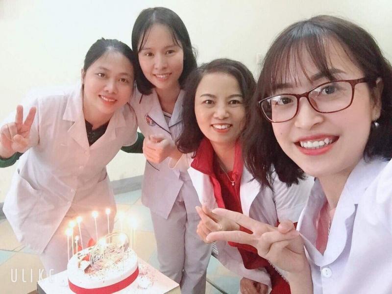 Phòng khám sản phụ khoa, Đa khoa - BS, Ths Đặng Thị Ngọc