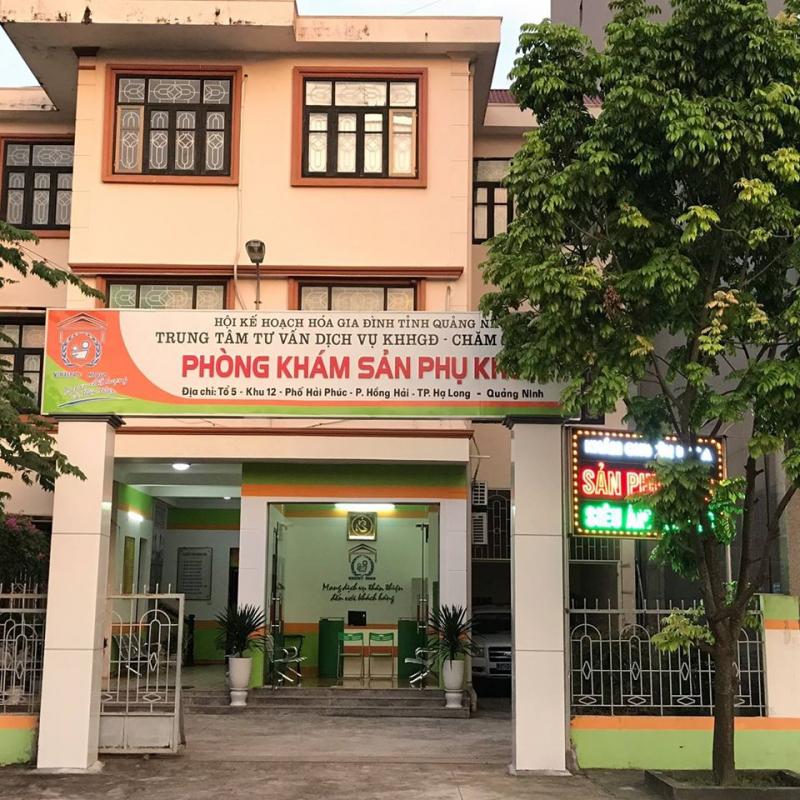 Phòng khám Sản Phụ khoa - Hội KHHGĐ Quảng Ninh