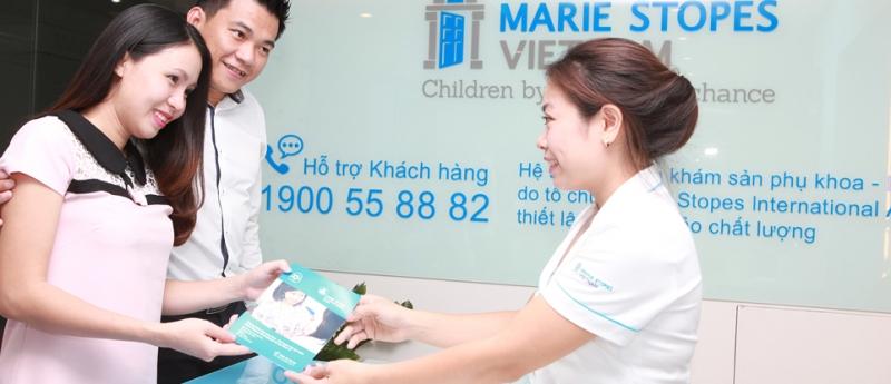 Phòng khám Sản phụ khoa - Kế hoạch hóa gia đình Marie Stopes (MSI)