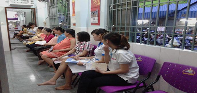 Phòng khám sản phụ khoa Phước Nguyên