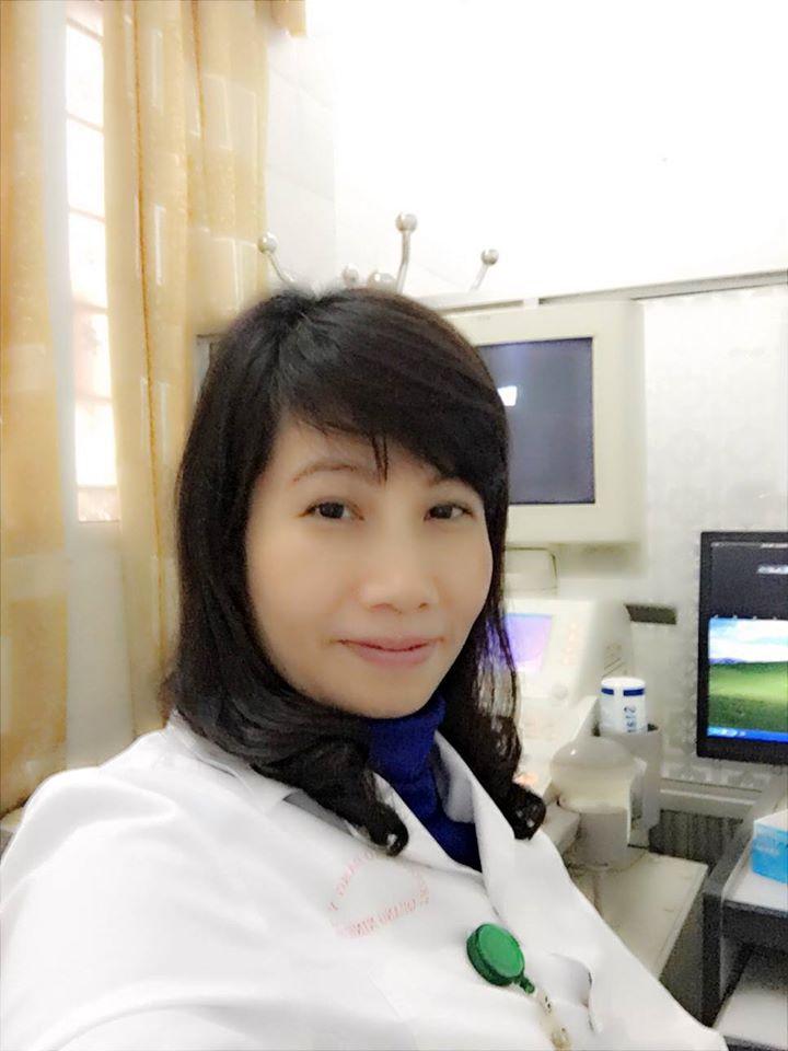 Bác sĩ Th.s Nguyễn Thị Thu Hà