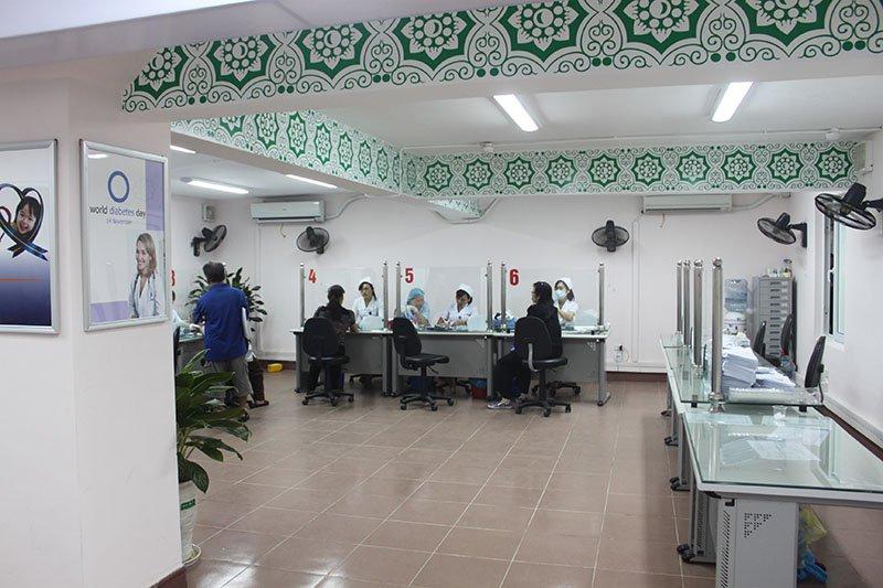 Phòng khám sản phụ khoa số 1 Bệnh viện đại học Y