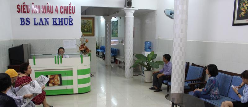 Phòng khám siêu âm bác sĩ Lan Khuê