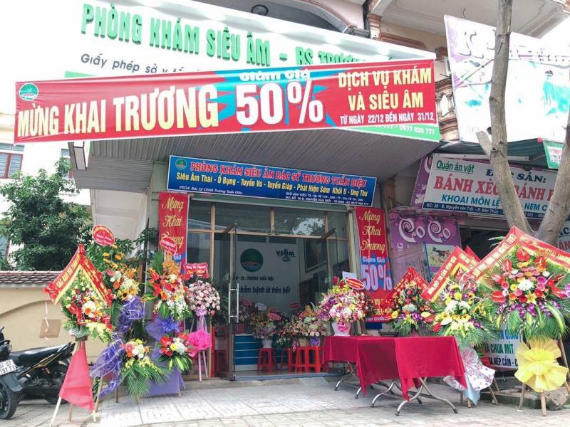 Phòng khám siêu âm Bs Trương Tuấn Diệu