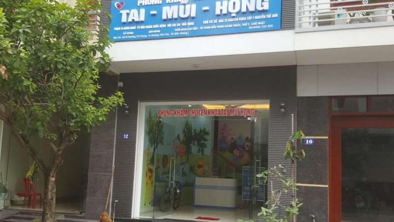 Phòng Khám Tai Mũi Họng bác sĩ Thế Anh