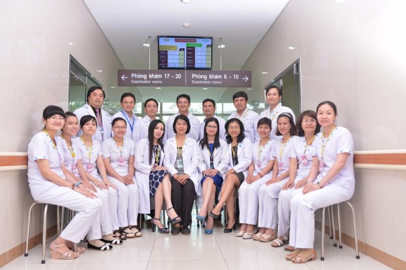 Đội ngũ y bác sĩ giàu chuyên môn