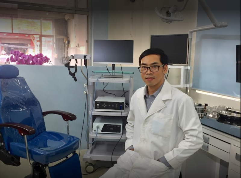 Bác sĩ Vũ