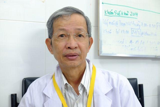 Bác sĩ Ngô Tích Linh