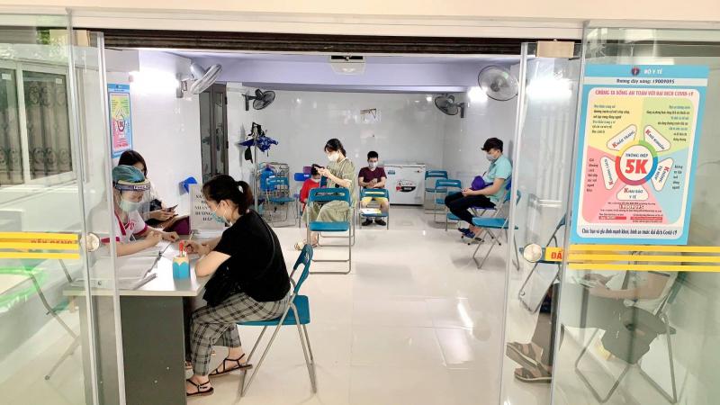 Phòng khám thai bác sĩ Kha Thị Trâm