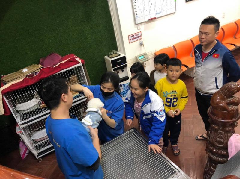 Phòng khám thú y 2Vet - Nghệ An