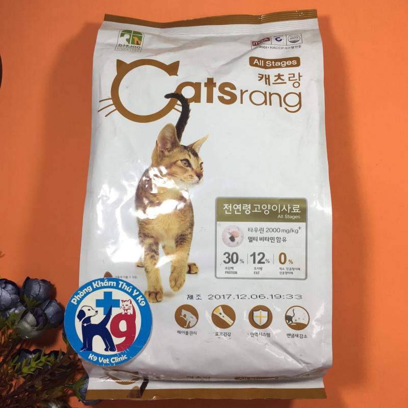 Phòng Khám Thú Y K9 – Cửa Hàng Thức Ăn Chó Mèo An Toàn Ở Sài Gòn