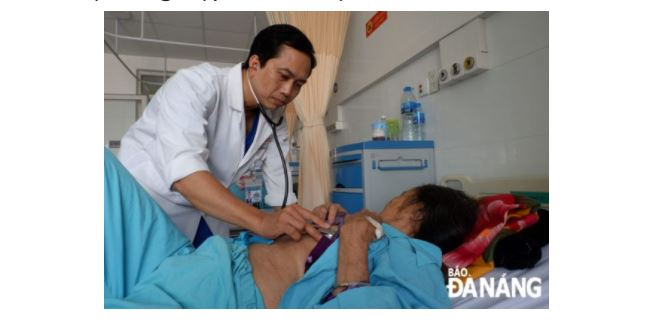 Phòng khám tim mạch  - BS. Hồ Văn Phước