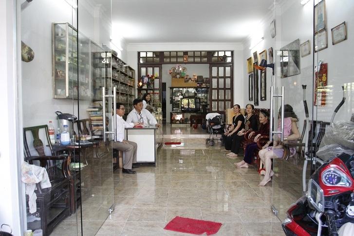 Phòng khám Y học cổ truyền Tự Quang Tâm