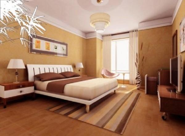 Phòng ngủ không nên cải tạo từ nhà vệ sinh hoặc phòng tắm