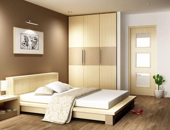 Phòng ngủ nên có ánh sáng vào ban ngày và không quá sáng vào ban đêm