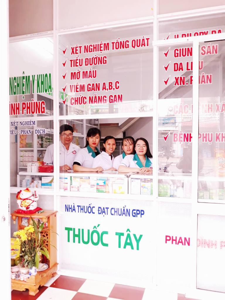 Phòng Siêu Âm - Xét Nghiệm_ 270A Phan Đình Phùng