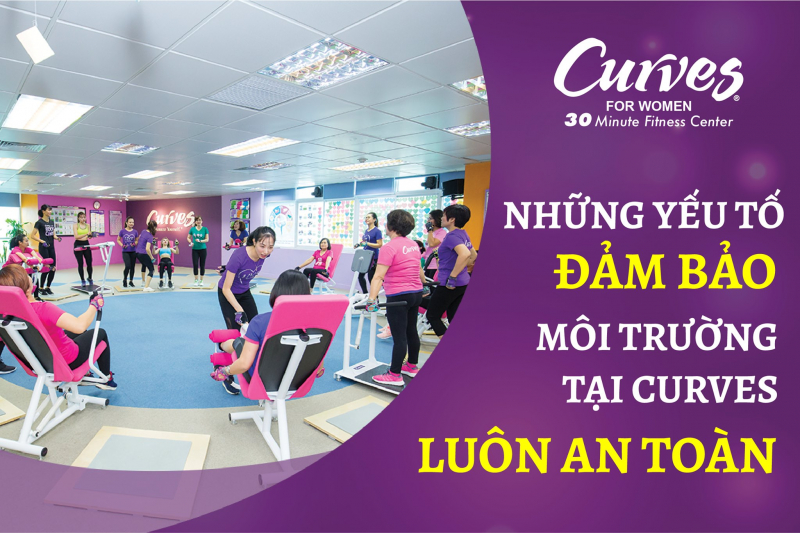 Phòng tập Gym Curves Nguyên Đình Chiểu