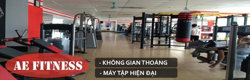 Phòng tập Gym AE Fitness Ngọc Khánh