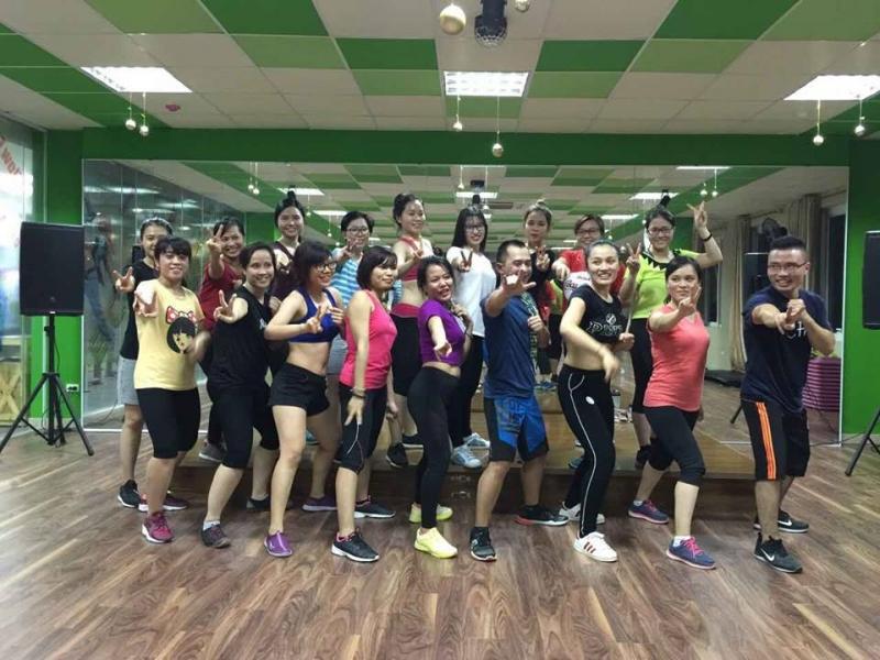 Phòng tập Gym Body Style Đội Cấn