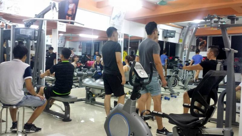 Phòng tập Gym Đào Nguyên
