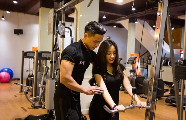 Phòng tập gym Hoa Lư