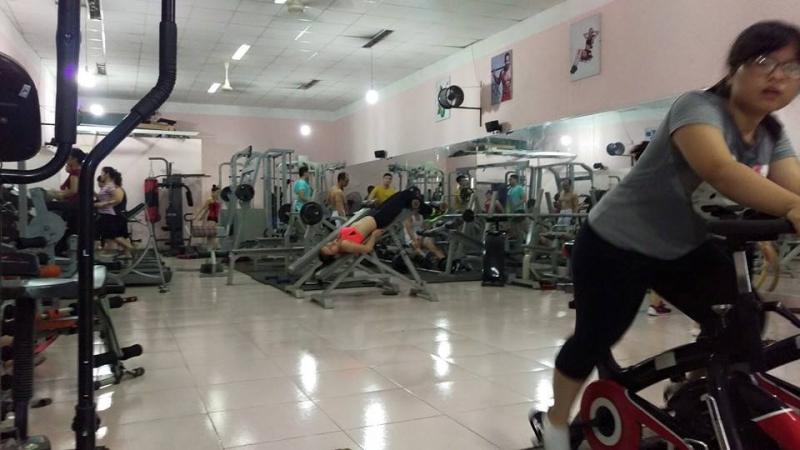 Phòng tập Gym Nguyệt Quế