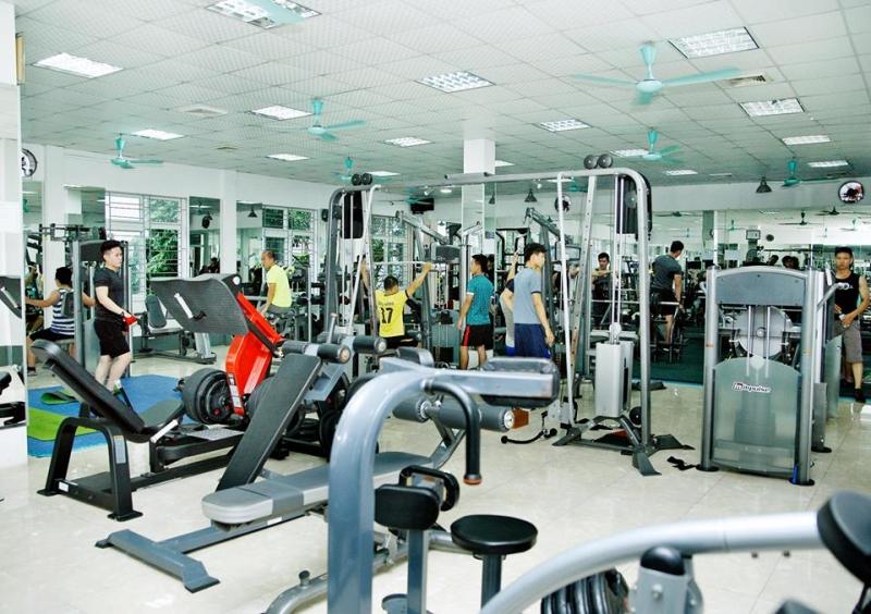 Phòng Tập Gym Thanh Long Fitness Club Gia Thuy