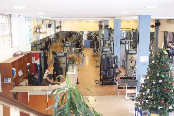 Phòng tập Gym Top Gym Fitness & Yoga: