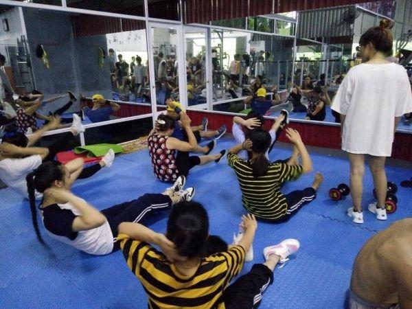 Phòng tập gym Tú Linh Fitness