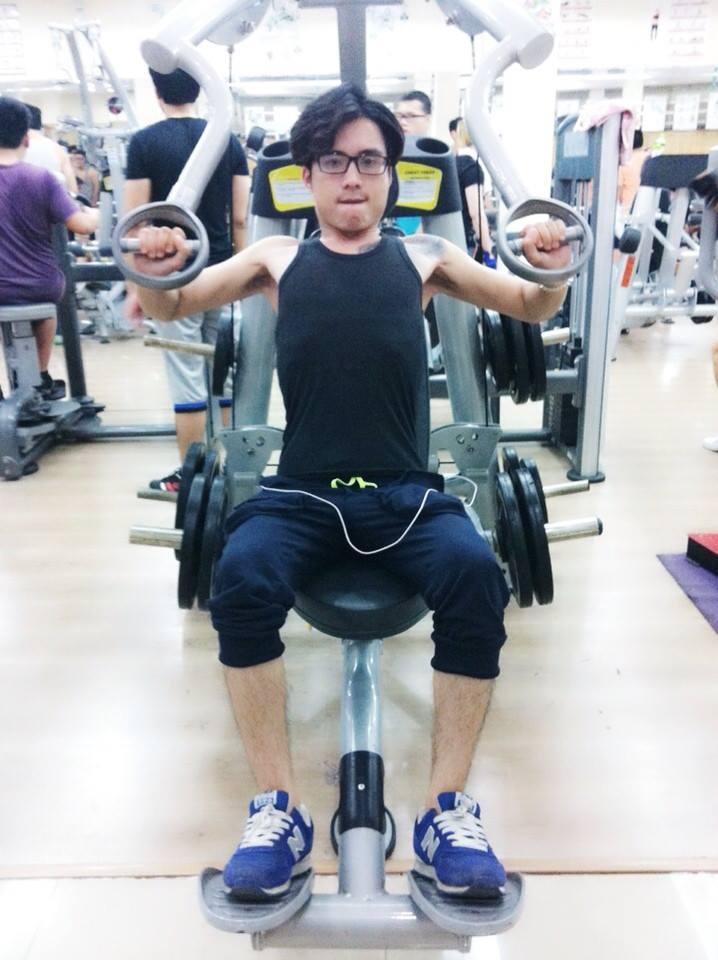 Phòng tập Gym Tuấn Vũ Fitness Lò Đúc