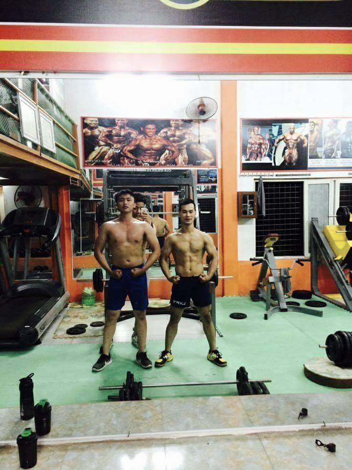 Phòng Gym Trương Hùng