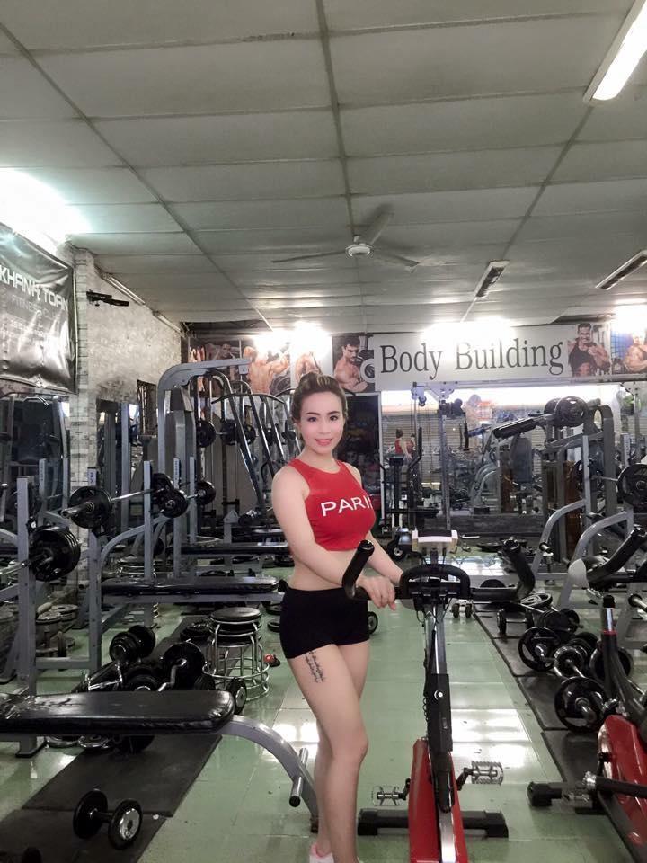 Phòng Tập Khánh Toàn Fitness Club