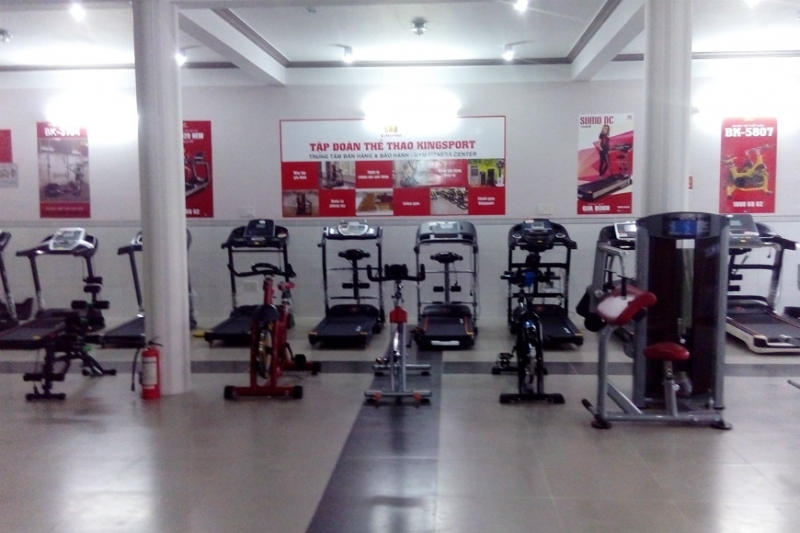 Phòng tập KingSport Fitness