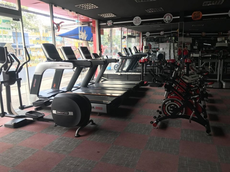 Phòng Tập Kingsport Fitness - Biên Hòa