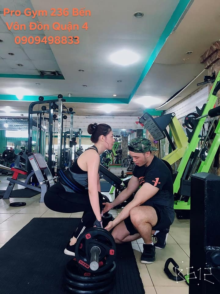 Phòng tập Pro Gym & Fitness