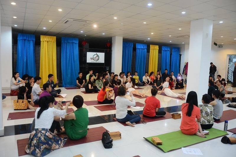 Phòng tập Yoga  Núi Đèo Thủy Nguyên