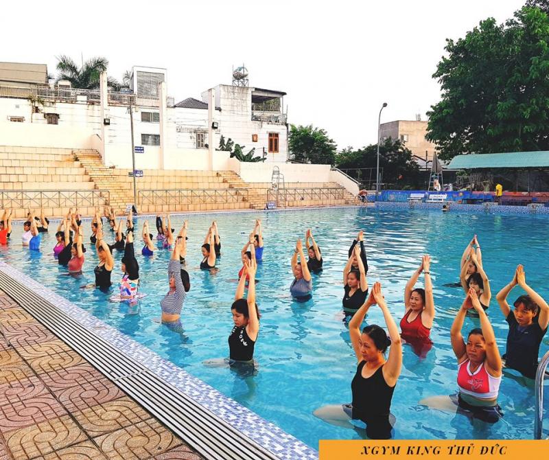 Buổi ngoại khóa của Fitness & Yoga Xgym King Thủ Đức