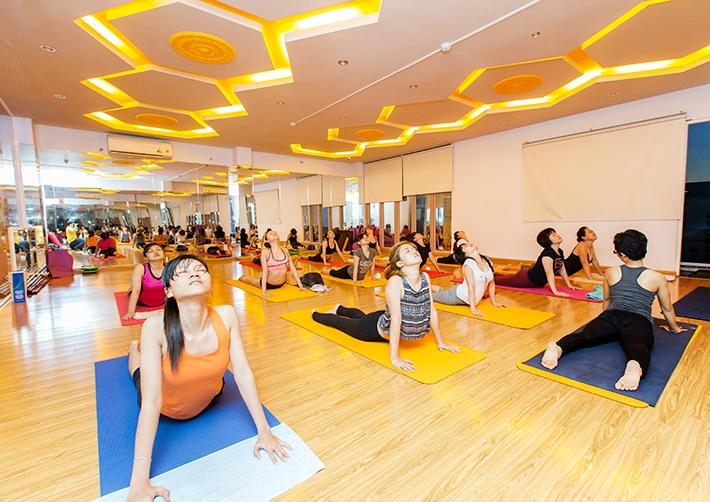 LX Fitness & Yoga Center