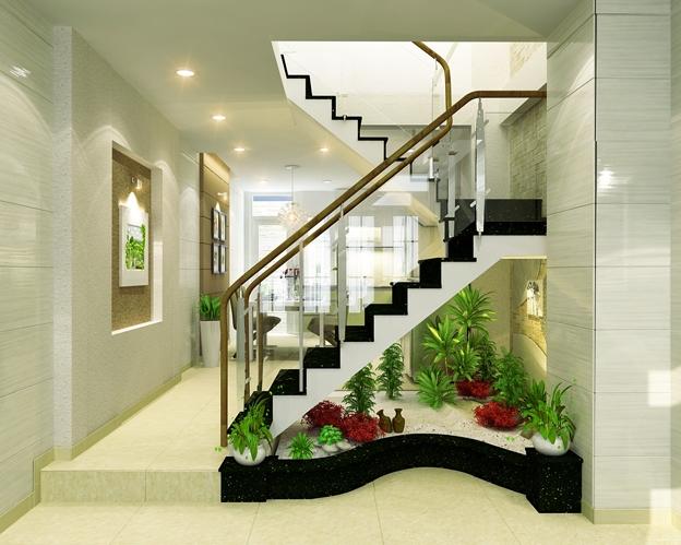 Phong thủy cửa và cầu thang (Nguồn: tinnguong.vn)