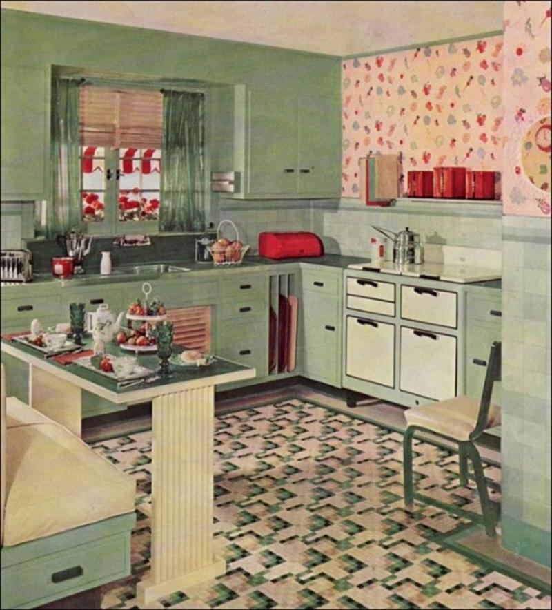 Hướng phong thủy phòng bếp theo tuổi Bính Tý.