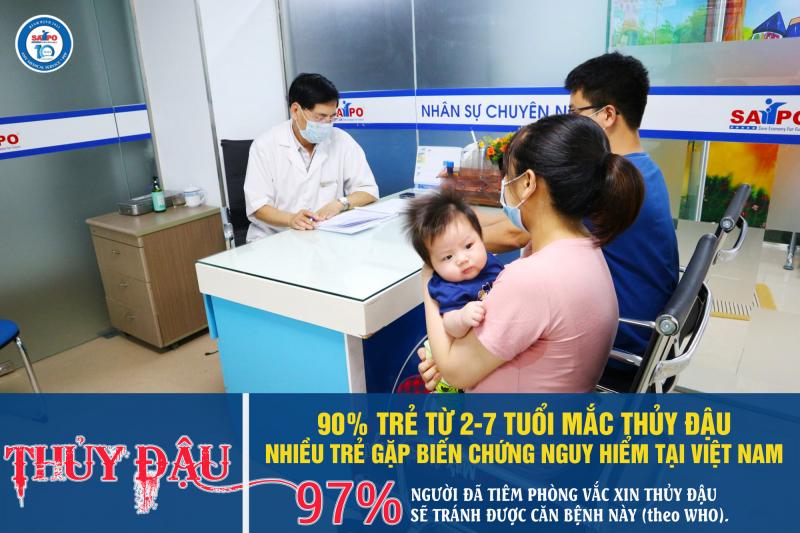 Phòng Tiêm Chủng Safpo 39 Bình Định
