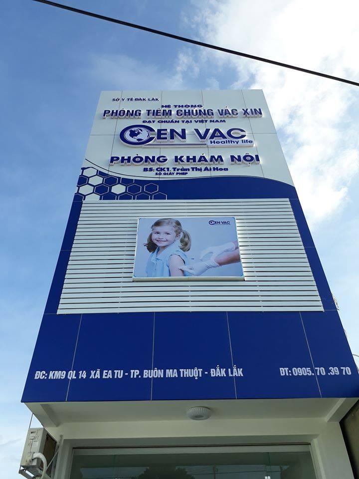 Phòng Tiêm Chủng Vắc Xin CenVac - Phòng Khám Nội