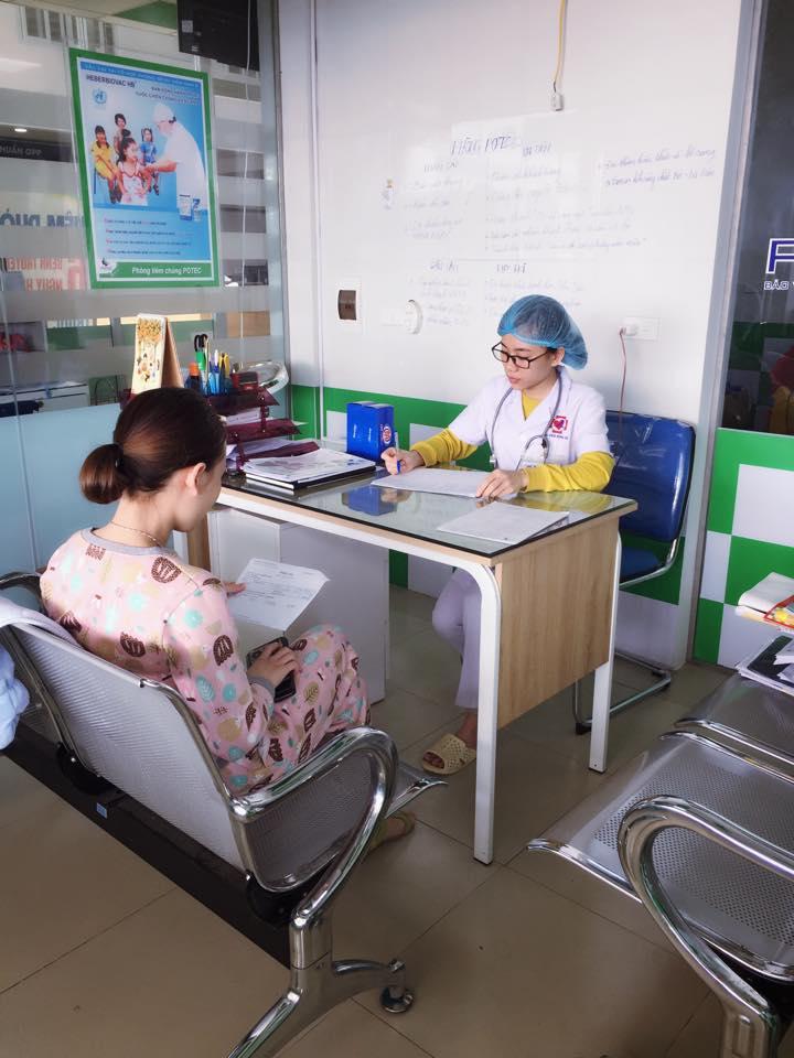 Phòng Tiêm Chủng Vắc Xin POTEC 62