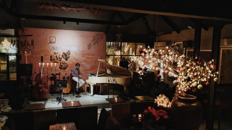 Phòng trà KHÚC BAN CHIỀU - Cafe Bản Sonate