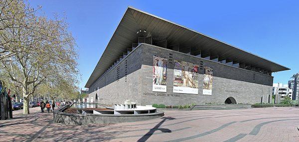 Phòng triển lãm Nghệ thuật Victoria - National Gallery of Victoria