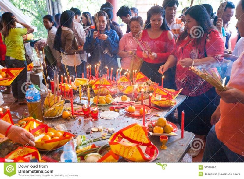 Tết Choi Chơnăm Thmay là dịp lễ hội quan trọng bậc nhất trong tâm linh người Campuchia