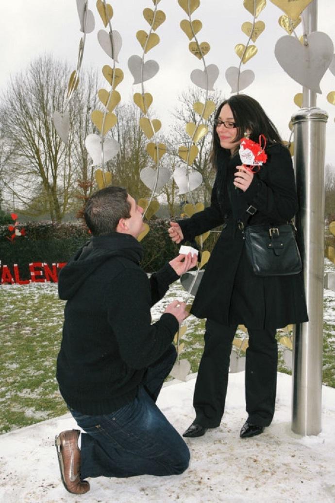 Phong tục Valentine ở Pháp